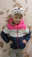 Куртка демисезонная для девочки, фото 1