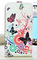 Уникальный кожаный чехол флип для Lenovo K3 Note, A7000, A7600