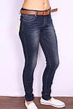 Женские утепленные джинсы на флисе  Cudi(код 9953), фото 2