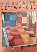 Набор постельного белья Microfaser Bettwasche 02