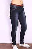 Женские утепленные джинсы на флисе  Cudi(код 9956), фото 2