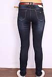Женские утепленные джинсы на флисе  Cudi(код 9956), фото 3