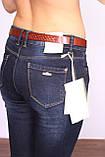 Женские утепленные джинсы на флисе  Cudi(код 9956), фото 5