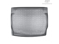Коврик в багажник BMW 1 (F20,F21) HB (11-) полиур. (NORPLAST)