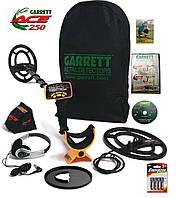 Металошукач Garrett АСЕ 250 та 5 подарунків, фото 1