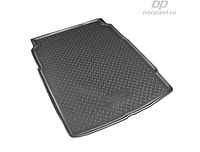 Коврик в багажник BMW 5 (F10) SD (10-) полиур. (NORPLAST)