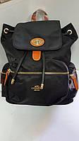 Сумка рюкзак Coach черный