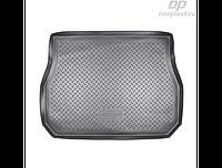 Коврик в багажник BMW X5 (E53) (00-07) полиур. (NORPLAST)