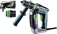Сетевая дрель Quadrill DR 18/4 E FFP-FULL-SET Festool 768935