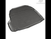 Коврик в багажник Cadillac СТS SD (07-) полиур. (NORPLAST)
