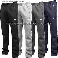 Мужские утепленные брюки- трикотаж-начес. 42-58 размеры, фото 1