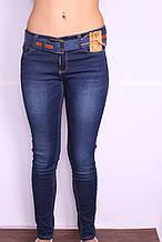 Жіночі утеплені джинси на флісі (код 2333) 29 розмір
