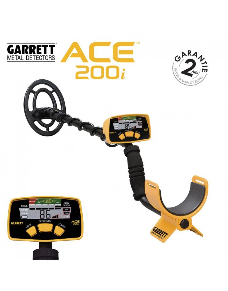 Металошукач Garrett ACE 200i - оригінал США, фото 1