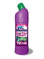 Средство для чистки унитаза WC Meister Aktiv Kraft Pink 1 л