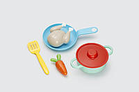 """Игровой набор посуды """"Обед"""" 3+ (6 предметов), Kid О, фото 1"""
