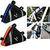 Подрамная велосипедная сумка Roswheel (Крепление на липучках), фото 4
