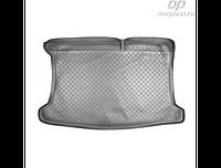 Коврик в багажник Kia Rio (QB) HB (12-) полиур.