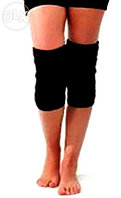 Наколенник из собачьей шерсти - согревающий оздоровительный - от болей в коленях