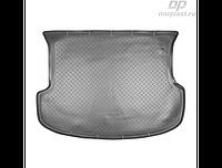 Коврик в багажник Kia Sorento (XM) (09-12) полиур. (NORPLAST)