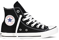 Кеды Converse All Star Hi Чёрные