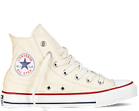 Кеды Converse All Star Hi Молочные