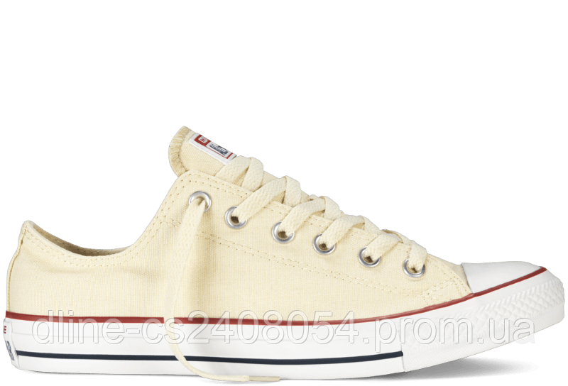 Кеды Converse All Star Low Молочные
