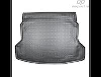Коврик в багажник Honda CR-V (RM) (12-) полиур. (NORPLAST)