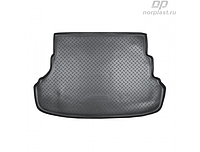 Коврик в багажник Hyundai Solaris SD (10-) полиур. (со складыв.сиден.) (NORPLAST)