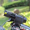 Фонарь велосипедный со светодиодом CREE Q5 + крепление, фото 6