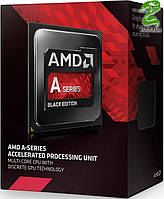 AMD A8 X4 7670K (Socket FM2+) Box (AD767KXBJCSBX) Near Silent Thermal Solution
