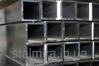 Труба из нержавеющей стали профильная, AISI 304, 0