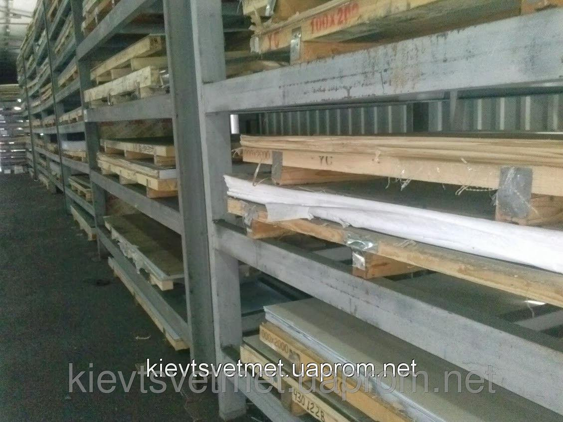 Лист нержавеющий AiSi 304 2мм (1,5х3) 2В