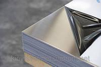 Лист нержавеющий AiSi 430 5мм 2В, BA, 4N