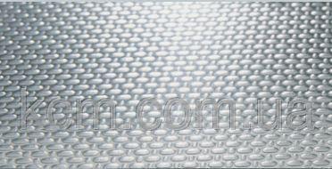 Лист нержавеющий AISI304 0,8 (1250х2500мм) лён+PVC