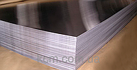 Лист нержавеющий AISI201 0,8 (1000х2000мм) 4N+PVC