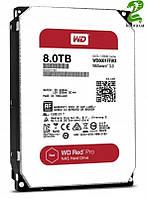 HDD SATA 8.0TB WD Red Pro 7200rpm 128MB (WD8001FFWX)
