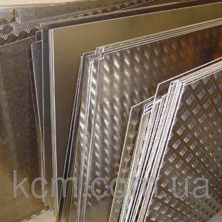 Алюминиевый лист квинтет 3 (1000х2000мм) 1050 А Н2