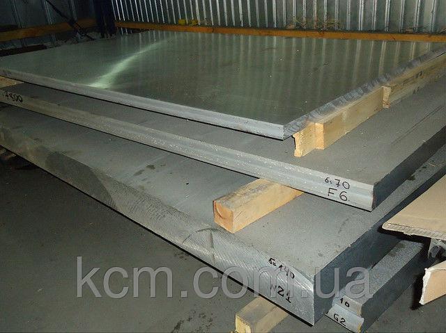 Алюминиевый лист 1 (1500х3000мм) 5754 Н111