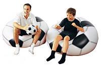 Надувное кресло Intex 68557 Футбольный мяч