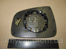 Вкладыш зеркала правый Dacia Logan -09 MCV (производство Tempest ), код запчасти: 018 0133 430