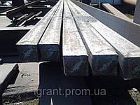 Квадрат стальной ст. 3, 20, 35, 45, 40Х по ГОСТ в
