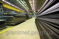 Лист конструкционный 20 22 25 сталь 09Г2С стальной