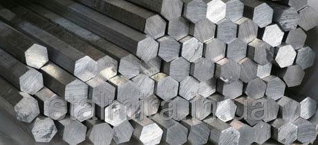 Шестигранник калиброванный сталь 20ХН2М