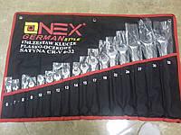 Рожково-накидные ключи ONEX 6-32 мм