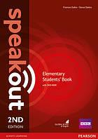 Speakout 2nd Elementary SB+DVD