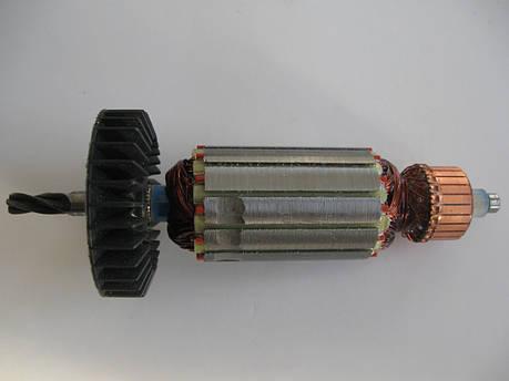 Якір перфоратора Einhell 726 (163х37 4z вправо), фото 2