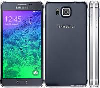 Samsung Galaxy Alpha. 4.7''.Память 2GB/16GB,32GB,64GB.8 ядер + Защитная плёнка на экран