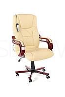 Кресло  компьютерное массаж Prezydent