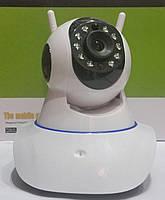 Беспроводная IP WiFi камера 6030HD (с записью на microSD)