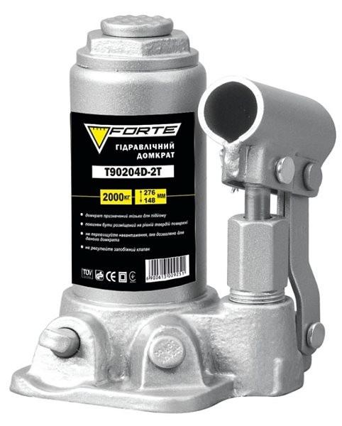 FORTE T90204D-2T Домкрат бутылочный